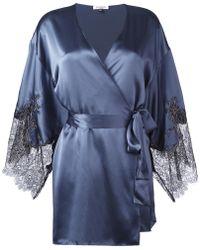 Gilda & Pearl - 'hour Before Dawn' Kimono - Lyst