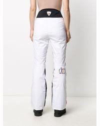 Rossignol C De Castelbajac Women's Judy Trousers - White