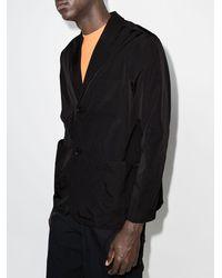 Soulland Gabe シングルジャケット - ブラック