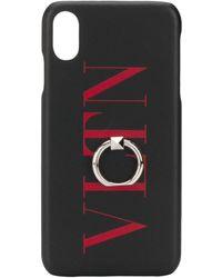 Valentino Garavani Чехол Для Iphone Xs Max С Логотипом Vltn - Многоцветный