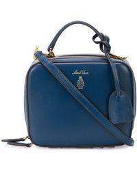 Mark Cross Laura Tote Bag - Blue