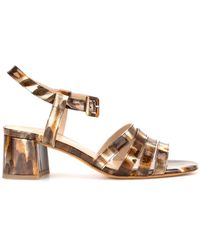 Maryam Nassir Zadeh Palma Open-toe Sandals - Multicolour