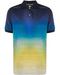 Paul Smith - Polo con stampa - Lyst