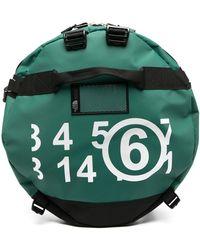 MM6 by Maison Martin Margiela X Tnf Base Camp Backpack - Green