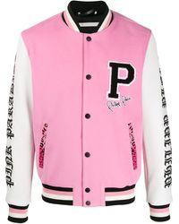 Philipp Plein Pink Paradise ジャケット - ピンク