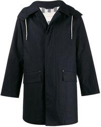 Mackintosh Denny Raintec Coat - Black