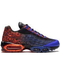 Nike Air Max 95 Premium Db 'doernbecher' Shoes - Size 9.5 - Black