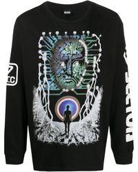 KTZ Membership ロングtシャツ - ブラック
