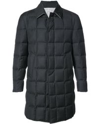 Thom Browne - Downfilled Classic Coat - Lyst