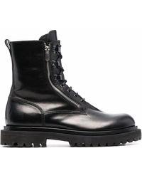 Officine Creative Ботинки Ultimate Lux - Черный
