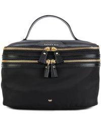 Anya Hindmarch Vanity Kit Make-up Bag - Black