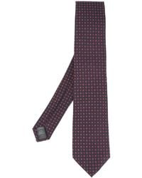 Gieves & Hawkes Jacquard Tie - Blue