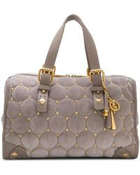 Juicy Couture - Quilted Stud Tote Bag - Lyst