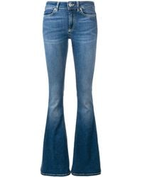 Dondup Jeans svasati - Blu