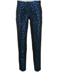 Each x Other - Fire Brocade Trousers - Lyst