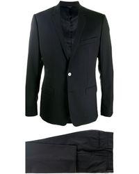 Dolce & Gabbana Строгий Костюм-двойка - Черный