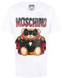 Moschino - Dracula Bear Tシャツ - Lyst