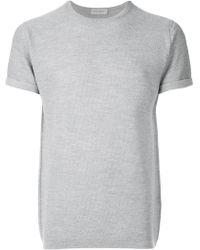 John Smedley - Bardot T-shirt - Lyst