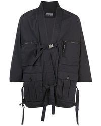 Mostly Heard Rarely Seen Eastern Combat Jacket - Black