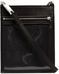 Rick Owens - Black Security Pocket Wallet - Lyst