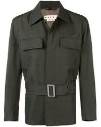 Marni - Military Jacket - Lyst