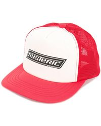 Hysteric Glamour - Logo Patch Colour-block Cap - Lyst
