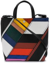 Proenza Schouler - Patchwork Small Hex Tote - Lyst