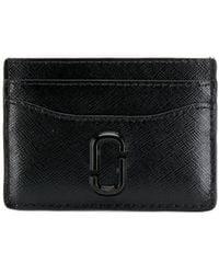 Marc Jacobs Snapshot Card Case - Black
