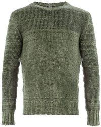 Avant Toi - Crew Neck Sweater - Lyst