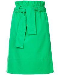 Calvin Klein - Suiting Skirt - Lyst