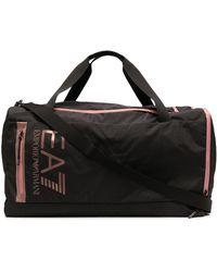 EA7 Спортивный Рюкзак Small Train Core 35л - Черный