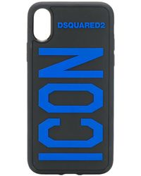 DSquared² 'Icon' iPhone X-Hülle - Schwarz