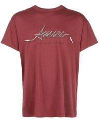 Amiri - ロゴ Tシャツ - Lyst