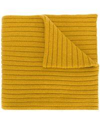 Joseph | Ribbed Knit Scarf | Lyst