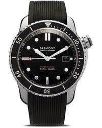 Bremont Наручные Часы S500 43 Мм - Черный