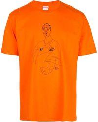 Supreme - クルーネック Tシャツ - Lyst