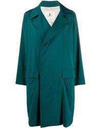 Barena シングルコート - グリーン