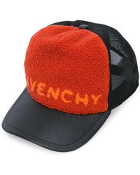 Givenchy - Two Tone Logo Cap - Lyst