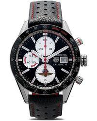 Reloj Carrera Indy 500 41mm Metálico
