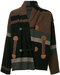 Kolor - Loose Duffle Coat - Lyst