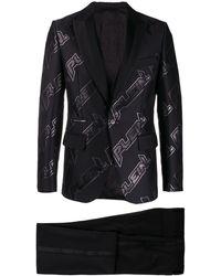 Philipp Plein Space スーツ - ブラック
