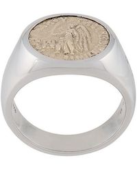 Tom Wood - Antique Coin Cocktail Ring - Lyst
