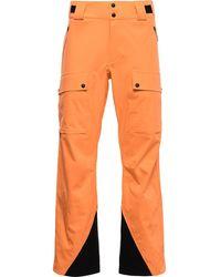 Aztech Mountain Pantalon de ski Hayden - Orange