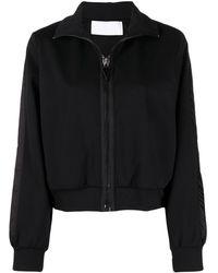 NO KA 'OI High-neck Performance Jacket - Black