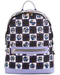 Emilio Pucci - Designer Print Backpack - Lyst