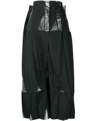 Issey Miyake - Deconstructed Geometric Jumpsuit - Lyst