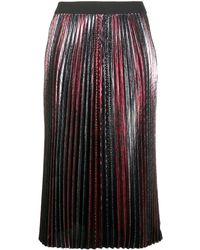 Zadig & Voltaire Joyce Pleated Skirt - Black
