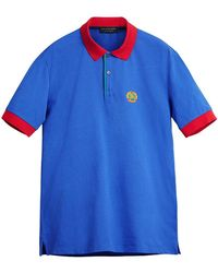 Burberry - Reissued Polo Shirt - Lyst