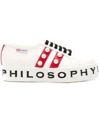 Philosophy Di Lorenzo Serafini Superga スニーカー - ホワイト