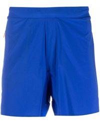 FALKE Short Basic Challenger - Bleu